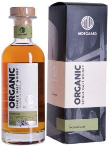 [kuva: Mosgaard Organic Oloroso Cask Single Malt(© Alko)]