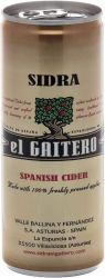 [kuva: El Gaitero Spanish Cider tölkki]