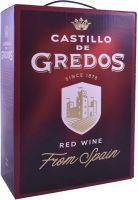 [kuva: Castillo de Gredos Tinto hanapakkaus]