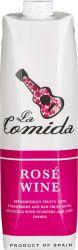 [kuva: La Comida Rosé kartonkitölkki]