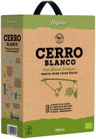 [kuva: Cerro Blanco Organic hanapakkaus]