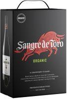 [kuva: Sangre de Toro Organic 2020 hanapakkaus]