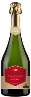 [kuva: Monistrol Winemakers Select Cava Brut 2013(© Alko)]