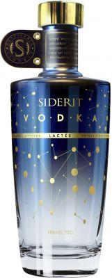 [kuva: Siderit Vodka Lactée(© Alko)]