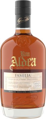 [kuva: Ron Aldea Familia Añada Rhum 2004(© Alko)]