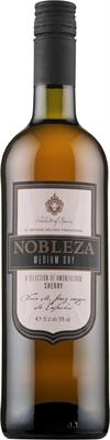 [kuva: Nobleza Medium Dry Sherry(© Alko)]