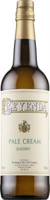 [kuva: Leyenda Pale Cream Sherry]