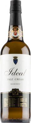 [kuva: Valdespino Ideal Pale Cream Sherry(© Alko)]