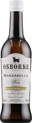Osborne Manzanilla Sherry