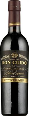 [kuva: Don Guido Pedro Ximénez 20 Years(© Alko)]