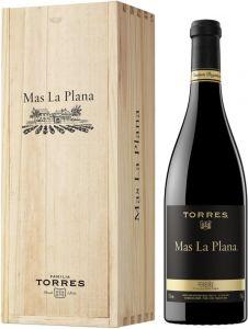 Torres Mas La Plana 2015 lahjapakkaus