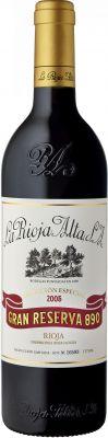 [kuva: La Rioja Alta Gran Reserva 890 Selección Especial 2005(© Alko)]