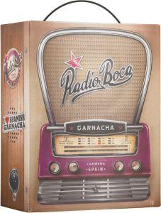 [kuva: Radio Boca Garnacha 2016 hanapakkaus(© Alko)]