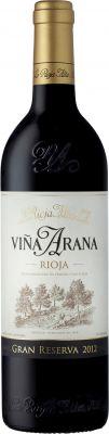 [kuva: La Rioja Alta Viña Arana Gran Reserva 2012(© Alko)]