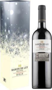 Baron de Ley Reserva 2014 lahjapakkaus