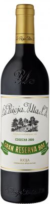 [kuva: La Rioja Alta Gran Reserva 904 2009(© Alko)]