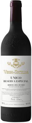 [kuva: Vega-Sicilia Unico Reserva Especial del año 2021 Magnum(© Alko)]
