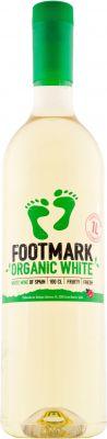 [kuva: Footmark White Organic 2016 muovipullo(© Alko)]