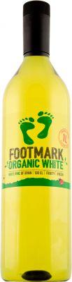 [kuva: Footmark Organic White muovipullo(© Alko)]