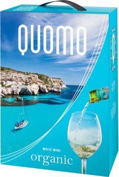 [kuva: Quomo Organic 2019 hanapakkaus(© Alko)]