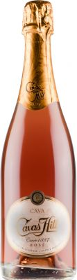 [kuva: Cavas Hill Cuvée 1887 Rosé Cava Brut(© Alko)]