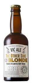 [kuva: Vic Ale The Other Side of the Blonde(© Alko)]