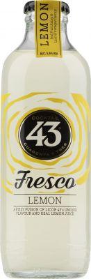 [kuva: Cocktail 43 Fresco Lemon(© Alko)]