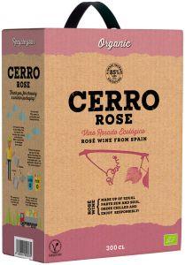 [kuva: Cerro Rose Organic hanapakkaus(© Alko)]