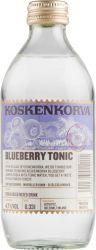 [kuva: Koskenkorva Vodka Blueberry Tonic]
