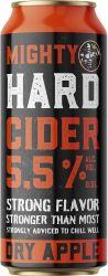 [kuva: Mighty Hard Cider tölkki]