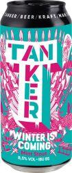 [kuva: Tanker Winter Is Coming Mint Stout tölkki]