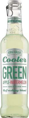 [kuva: Viru Valge Cooler Green Apple-Watermelon(© Alko)]