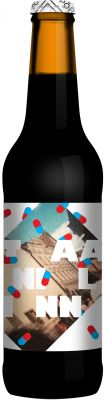 [kuva: Põhjala Taanilinn Cognac Barrel Aged Spiced Imperial Stout(© Alko)]