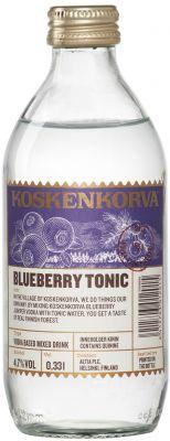 [kuva: Koskenkorva Blueberry Tonic(© Alko)]