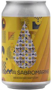 [kuva: Anderson Yellow Sabromarine IPA tölkki(© Alko)]