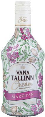 [kuva: Vana Tallinn Cream Marzipan(© Alko)]