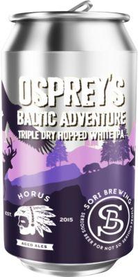 [kuva: Sori & Horus Osprey's Baltic Adventure tölkki(© Alko)]