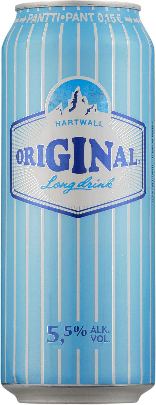 Original Long Drink tölkki (0.5 l) - long drinkit - Suomi - 700346 - Viinikartta.fi