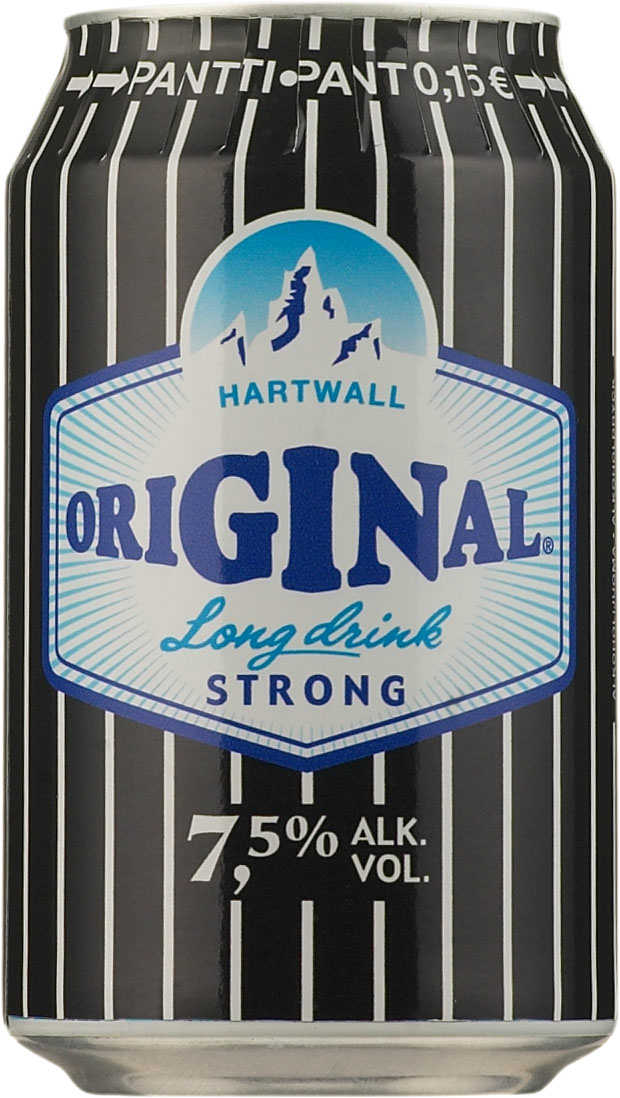 Original Long Drink Strong tölkki (0.33 l) - long drinkit - Suomi - 706574 - Viinikartta.fi