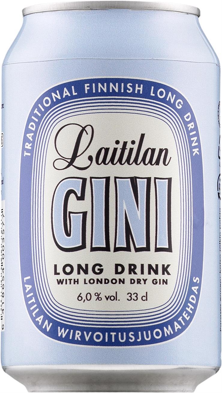 Gini Drinkit