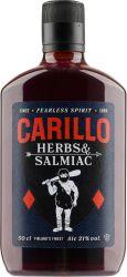 [kuva: Carillo Herbs & Salmiac muovipullo]