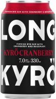 [kuva: Kyrö Cranberry Strong Long Drink tölkki]
