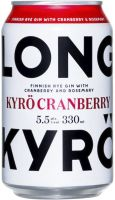 [kuva: Kyrö Cranberry Long Drink tölkki]