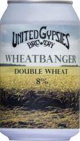 [kuva: United Gypsies Wheatbanger Double Wheat tölkki]