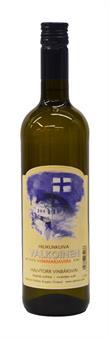 [kuva: Alahovin Hilikunkuiva Valkoinen Viinimarjaviini(© Alko)]