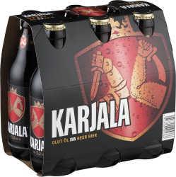 [kuva: Karjala A 6-pack  pullo 6 x 0,33 l(© Alko)]