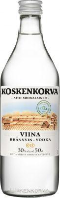 [kuva: Koskenkorva Viina 30%(© Alko)]
