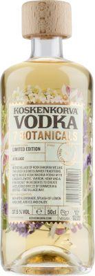 [kuva: Koskenkorva Vodka 7 Botanicals(© Alko)]