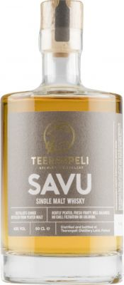 [kuva: Teerenpeli Savu Single Malt(© Alko)]
