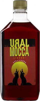 [kuva: Ural Mocca muovipullo(© Alko)]